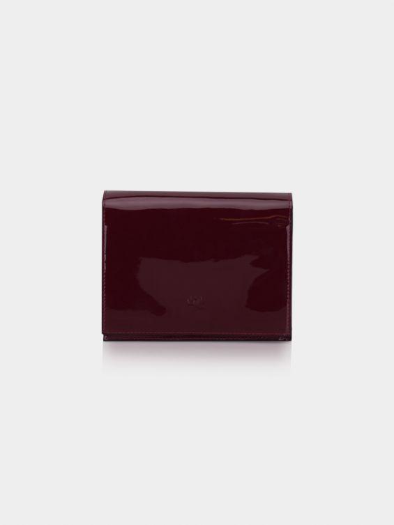کیف دوشی  زنانه آیسان  ورنی LHB4628   SH