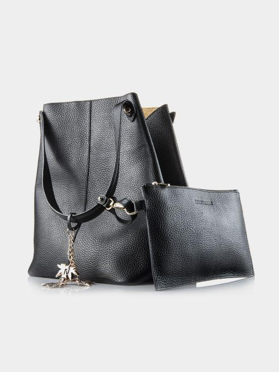کیف دوشی زنانه فلور  LHB4741   SHK