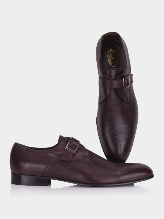 کفش کلاسیک مردانه 01006  MS2664   YR