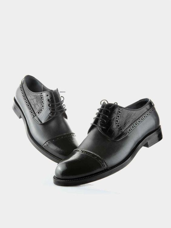 کفش مجلسی مردانه 51021   MS2676   EFE