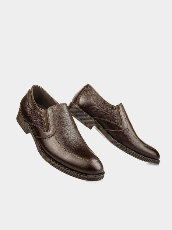 کفش  کلاسیک مردانه بی بند 1019  MS2507  MO