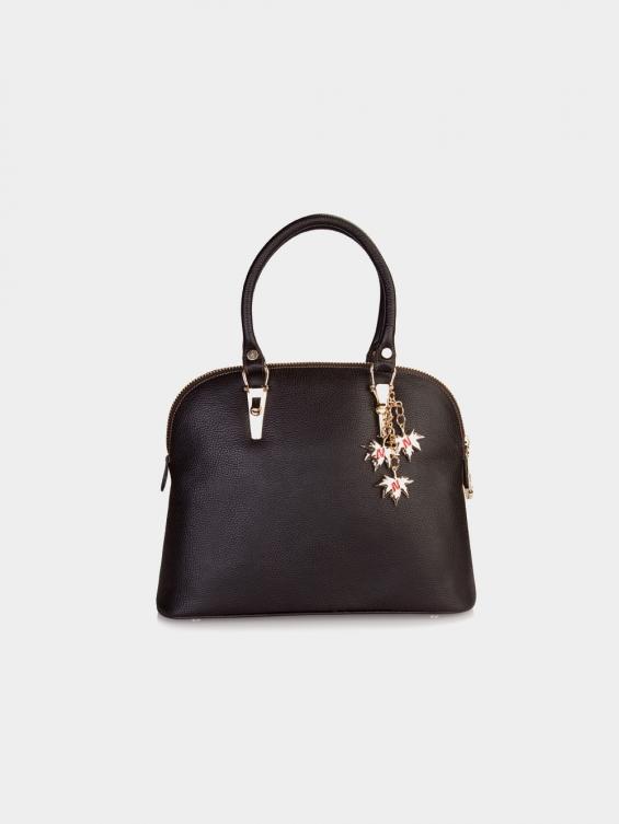 کیف دوشی زنانه هرمس LHB4473 EX رنگ مشکی