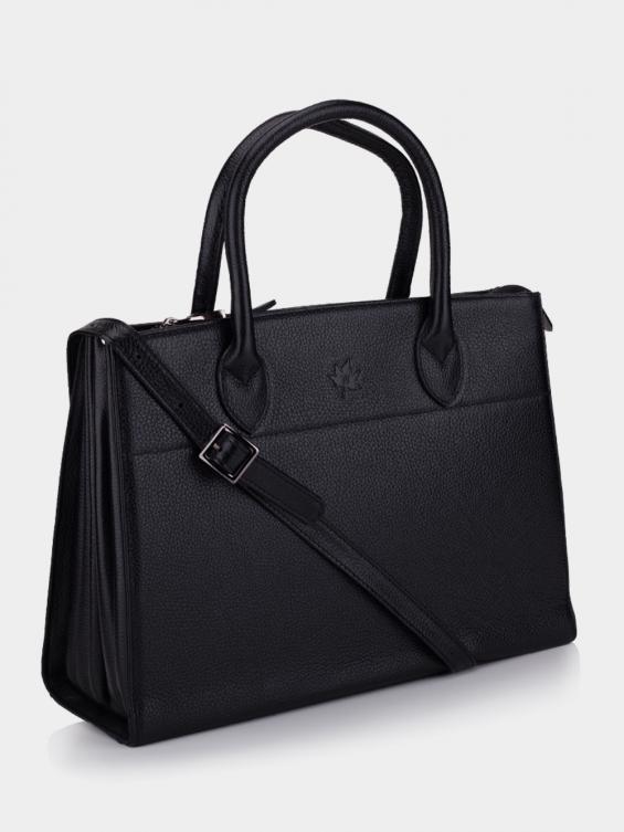 کیف دوشی زنانه 0170 LHB4715 BO رنگ مشکی