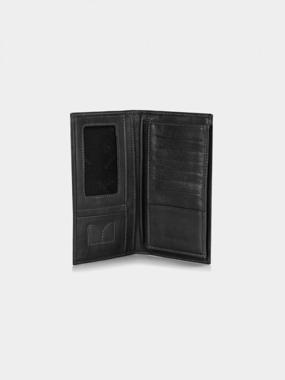 کیف کتی 1719 WT2115 J رنگ مشکی نمای داخل