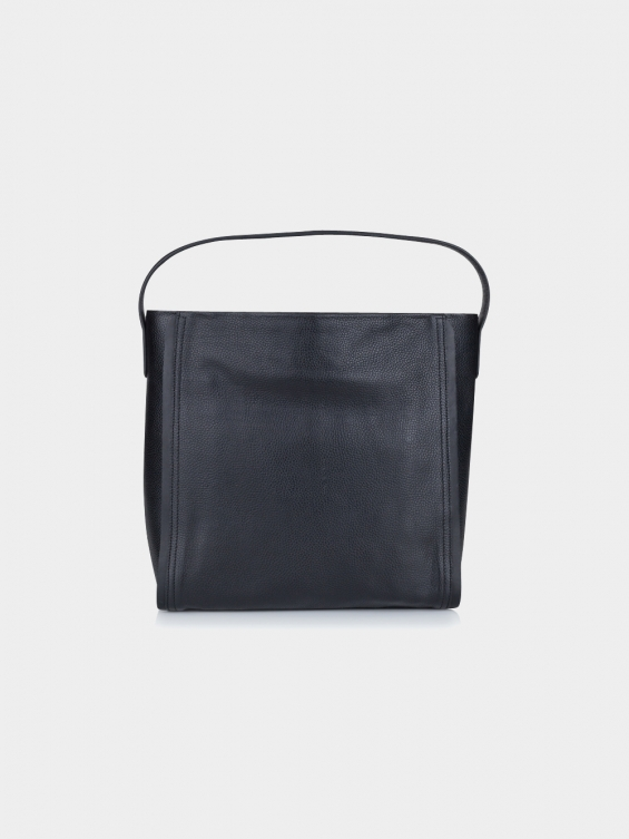 کیف دوشی زنانه آذین LHB4660 SHK رنگ مشکی