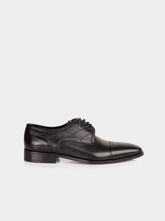 کفش کلاسیک مردانه 5022 شانل MS2252 L رنگ مشکی