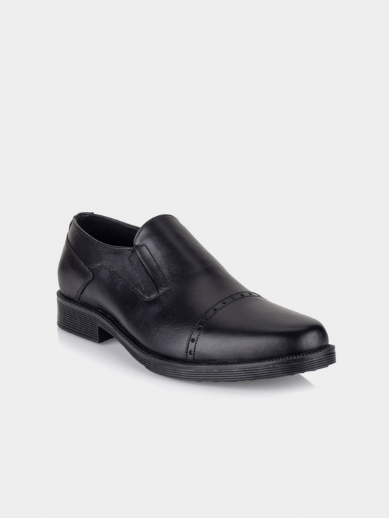 کفش مردانه کاردن MS2413 MO زنگ مشکی نمای جلو