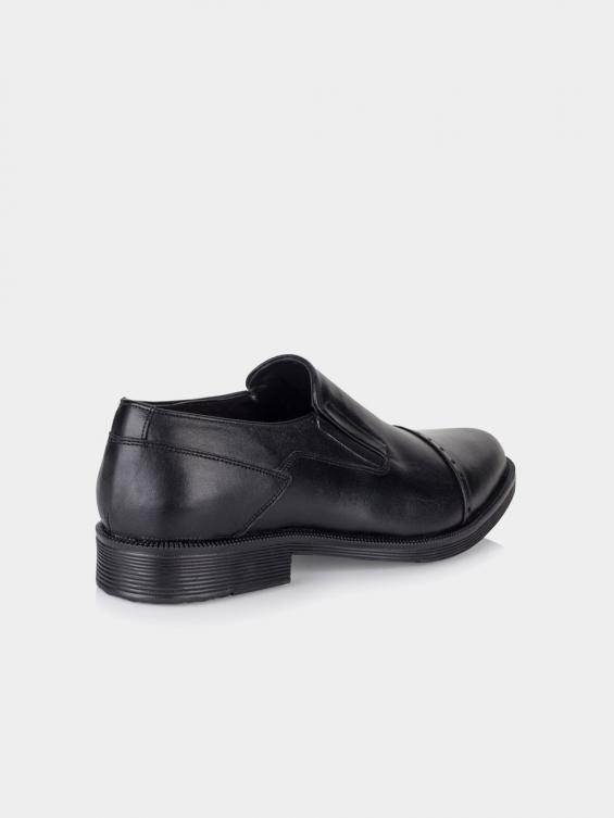 کفش مردانه کاردن MS2413 MO  رنگ مشکی نمای پشت