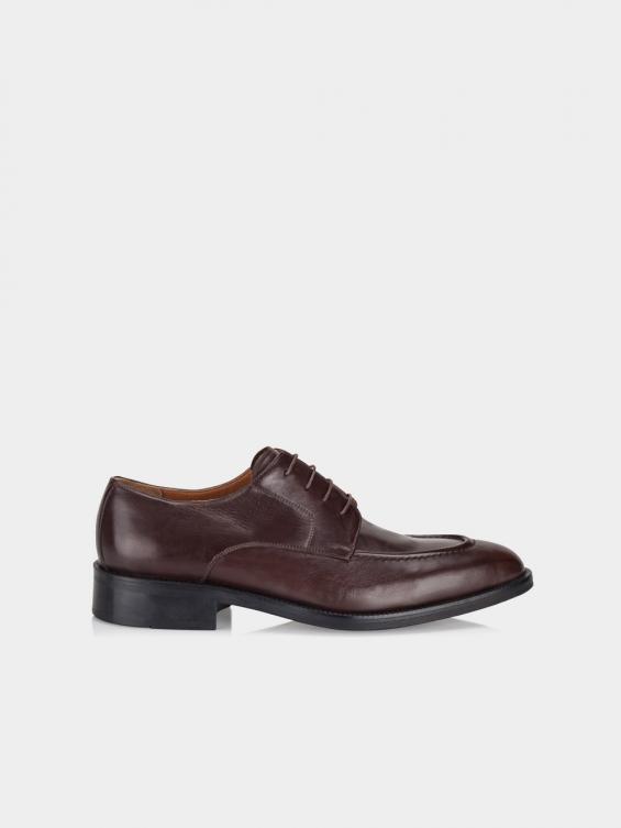 کفش کلاسیک مردانه 2062 MSF2451 EFE رنگ قهوه ای نمای بغل