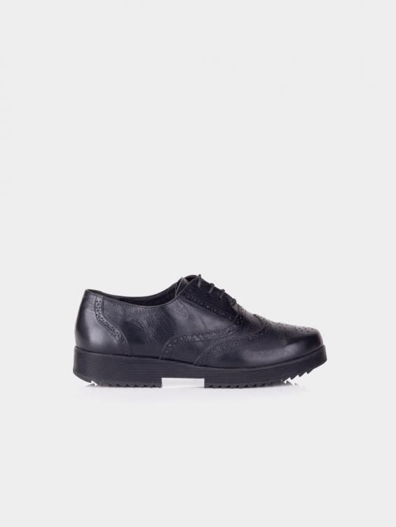 کفش اسپورت زنانه 889 WS2996 YU رنگ مشکی نمای بغل