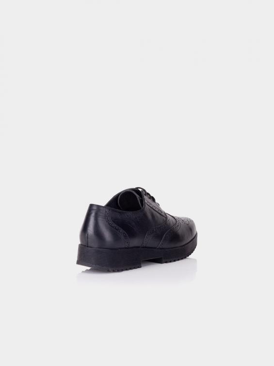 کفش اسپورت زنانه 889 WS2996 YU رنگ مشکی نمای پشت