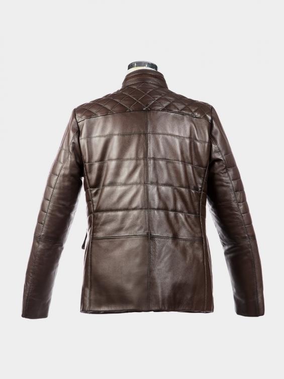 کت مردانه پیکاسو MNT5465 AD رنگ قهوه ای نمای پشت