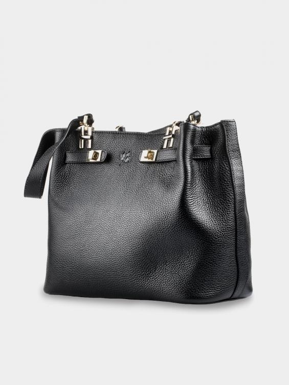 کیف دوشی زنانه دلیلا LHB4440 CH رنگ مشکی