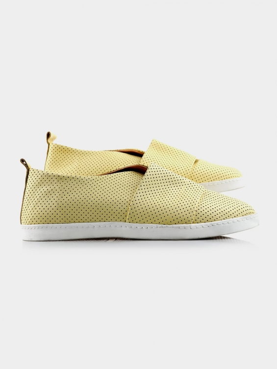 کفش اسپورت زنانه 872 WS3079 RV رنگ زرد