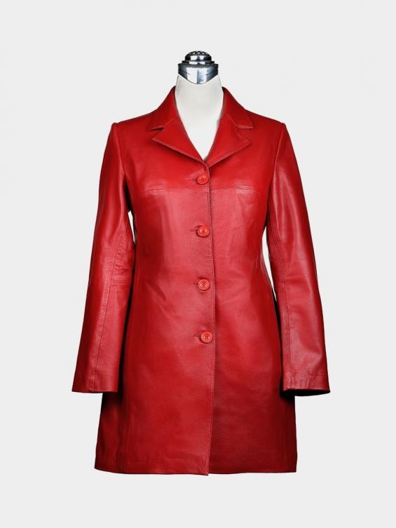 کت زنانه سوفی WNT6211 NL رنگ قرمز