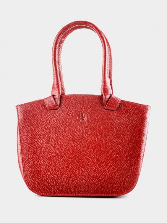 کیف دوشی زنانه آریسا LHB4635 SHK رنگ قرمز