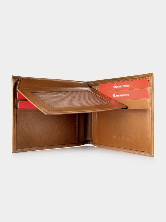 کیف جیبی واشل PE2578 RA رنگ عسلی نمای داخل