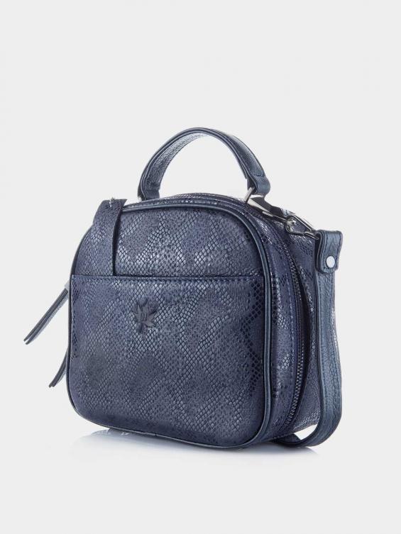 کیف دوشی زنانه 005 LHB4750 BO رنگ سرمه ای