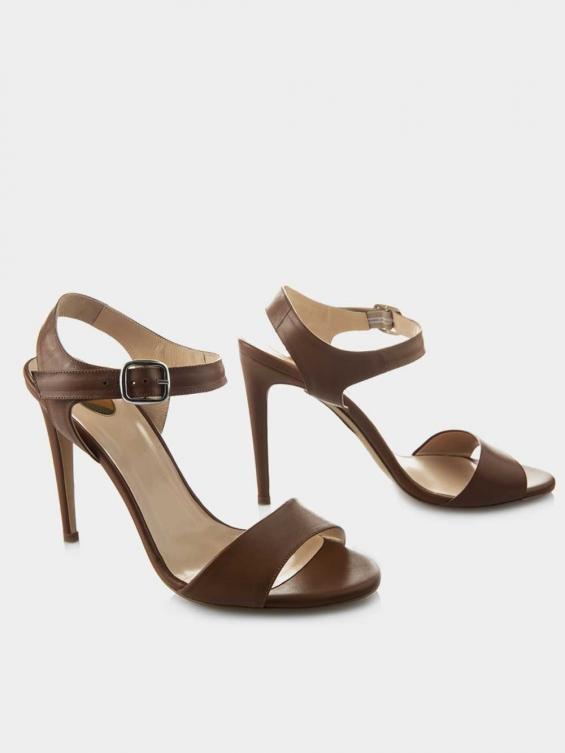 کفش مجلسی زنانه 17570 WS3204 DN رنگ قهوه ای