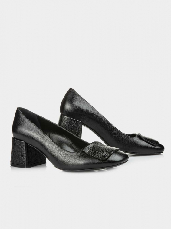 کفش مجلسی زنانه 41010 WS3207 DN رنگ مشکی