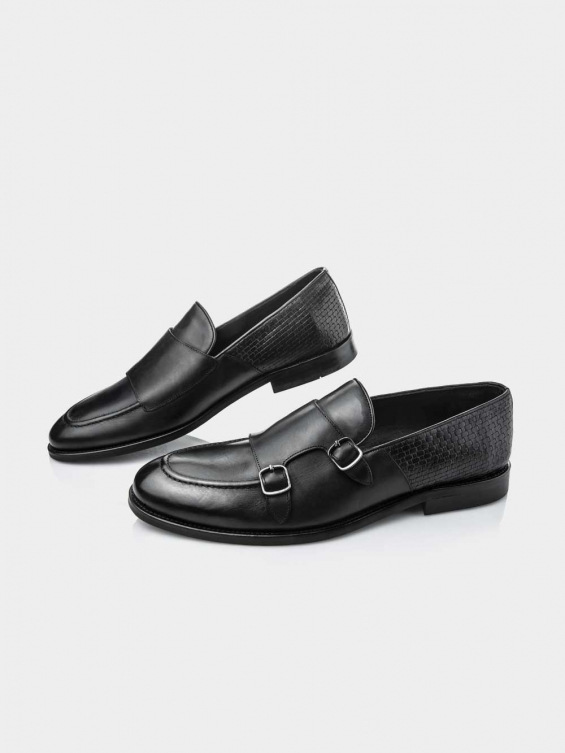 کفش کلاسيک مردانه -2972--MS-2638 نمای دیگر رنگ مشکی