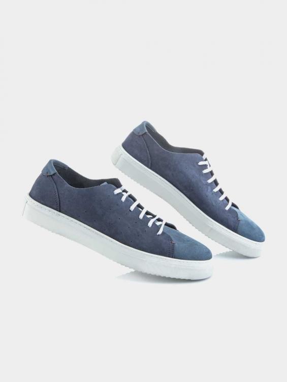 کفش اسپورت مردانه 81135--MS--2701  رنگ سورمه ایی