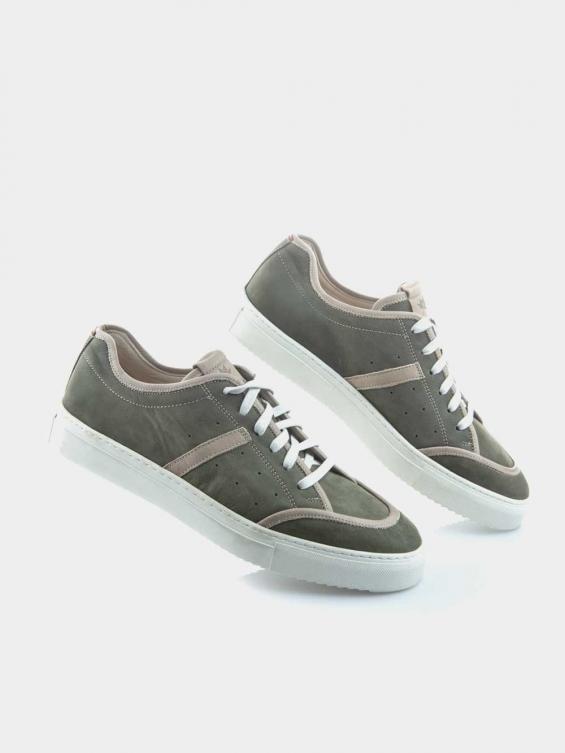 کفش اسپورت مردانه 81136--MS--2711--AG یشمی