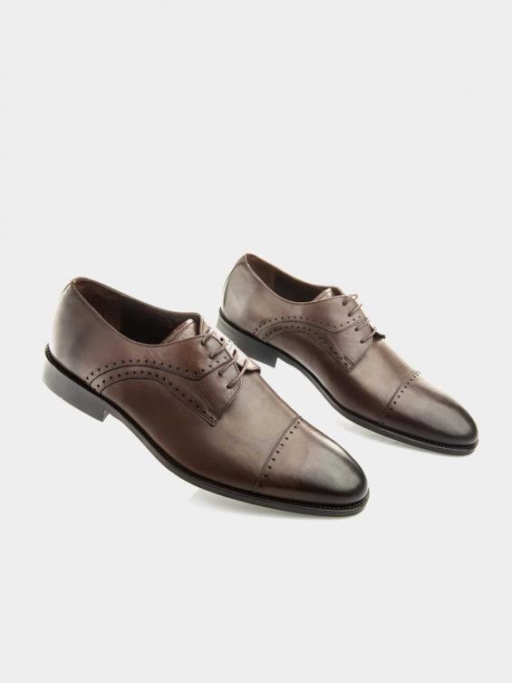کفش کلاسيک مردانه --1164--MS-2624  قهوه ایی