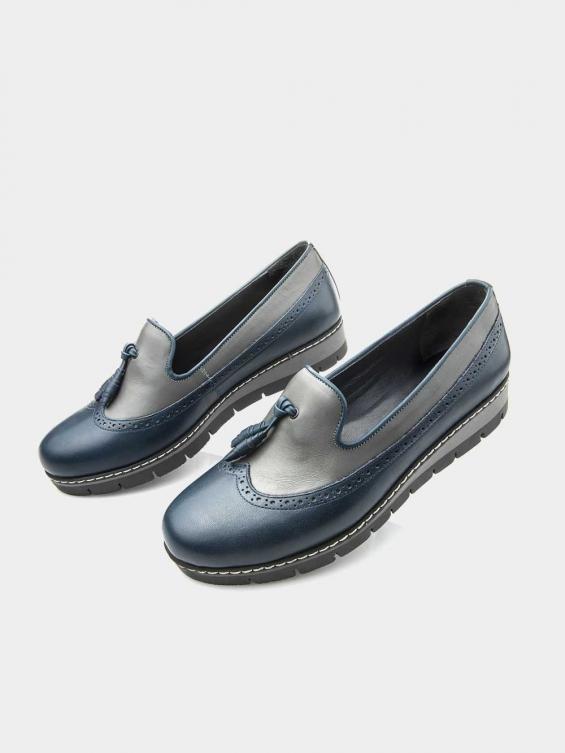 کفش اسپورت-زنانه-868--WS--2995 سورمه ای