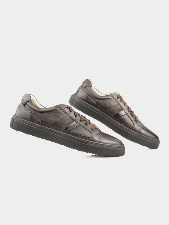 کفش اسپورت مردانه 81150  MS2705  AG رنگ قهوه ای