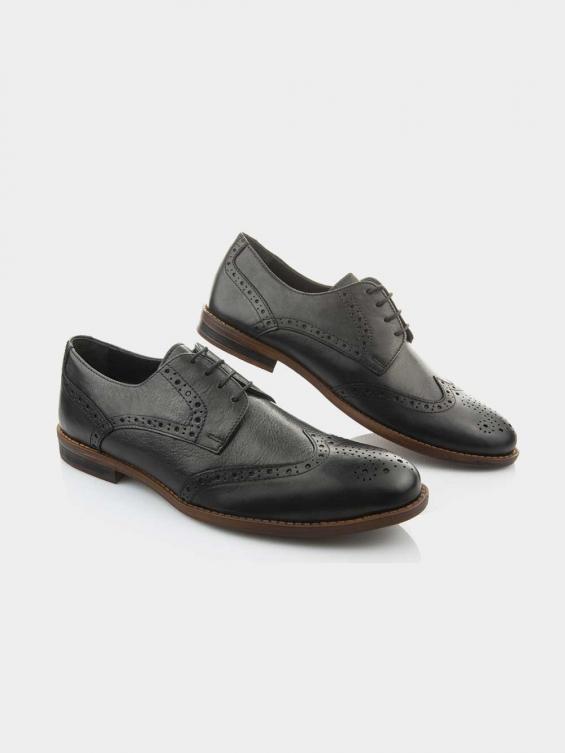 کفش کلاسیک مردانه 61410  MS2617    RV رنگ مشکی