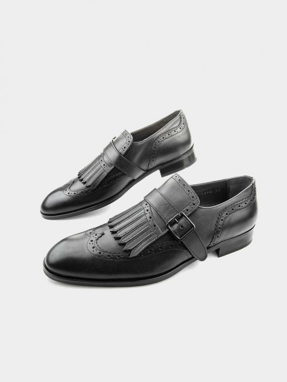 کفش کلاسیک مردانه 1200  MS2659   YR رنگ مشکی
