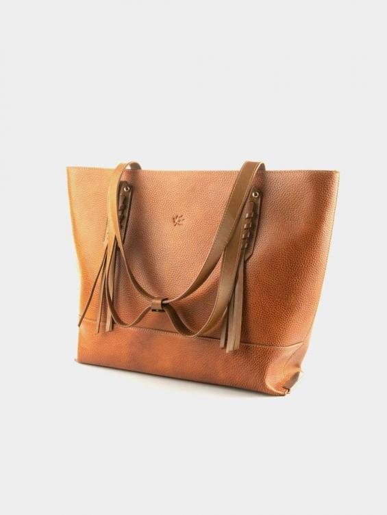 کیف دوشی زنانه  آریسو LHB4767 SHK رنگ عسلی