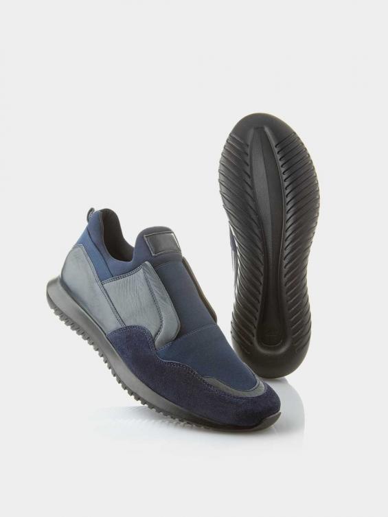 کفش اسپورت مردانه  01045  MS2666   YR رنگ سورمه ای