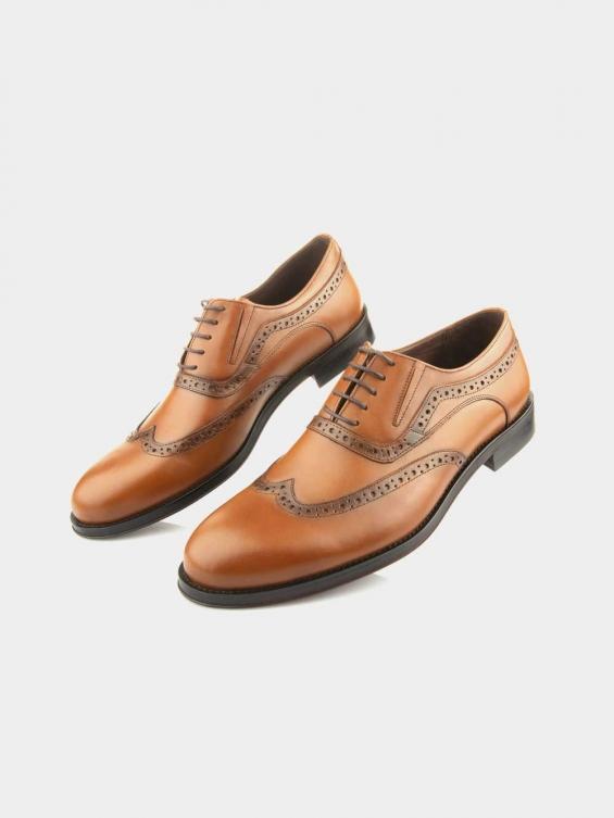 کفش کلاسیک مردانه  2270 MS2725  CI رنگ عسلی