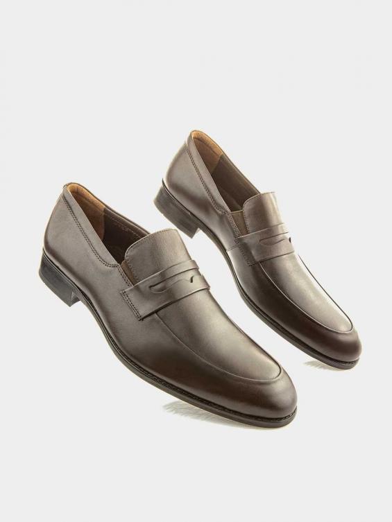 کفش کلاسیک مردانه 0780  MS2699   YR رنگ قهوه ای