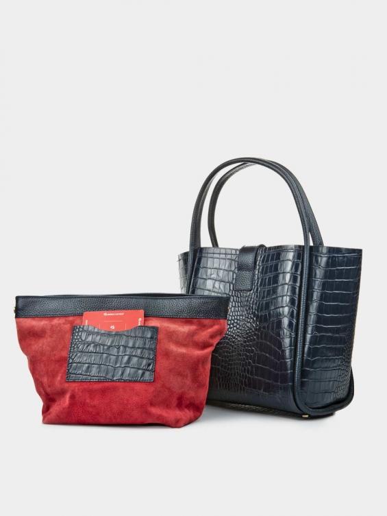 کیف دوشی زنانه دانیلا LHB4760 SHK پشت