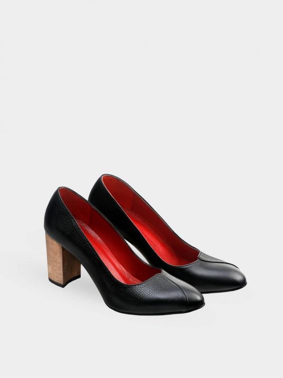 کفش مجلسی زنانه 1347   WS3219  مشکی جفت