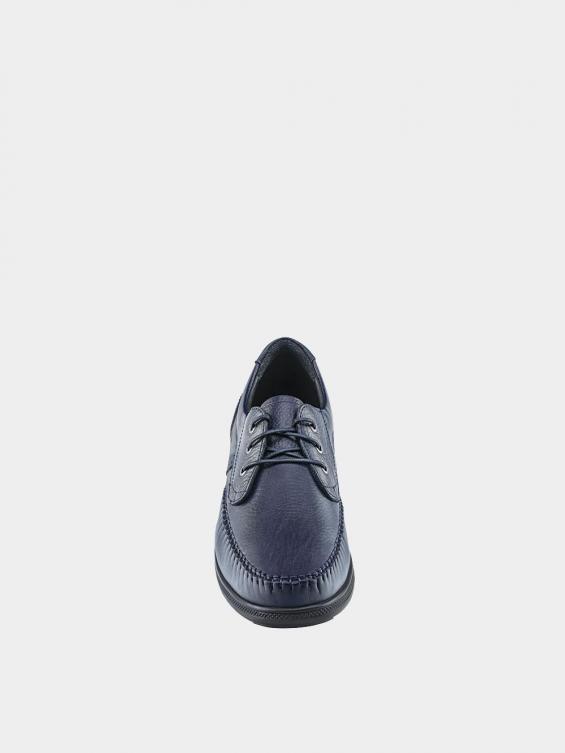 کفش اسپورت مردانه 2232 MS2431 CI رنگ سرمه ای جلو
