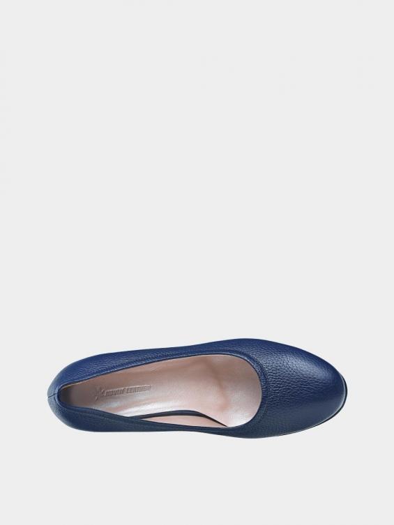 کفش مجلسی زنانه 9004 WS3017 E  سرمه ای داخل