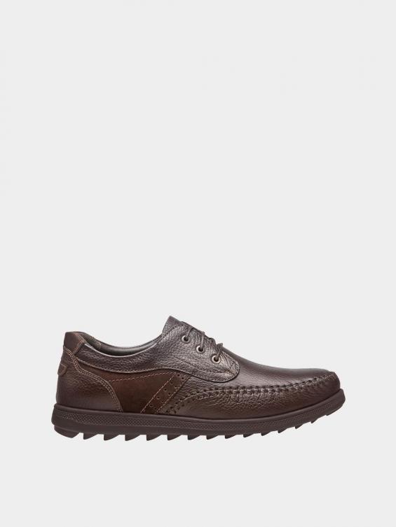 کفش اسپورت مردانه 2232 MS2431 CI قهوه ای راست