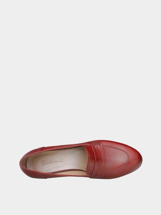 کفش مجلسی زنانه 0028 WS3152 E زرشکی داخل