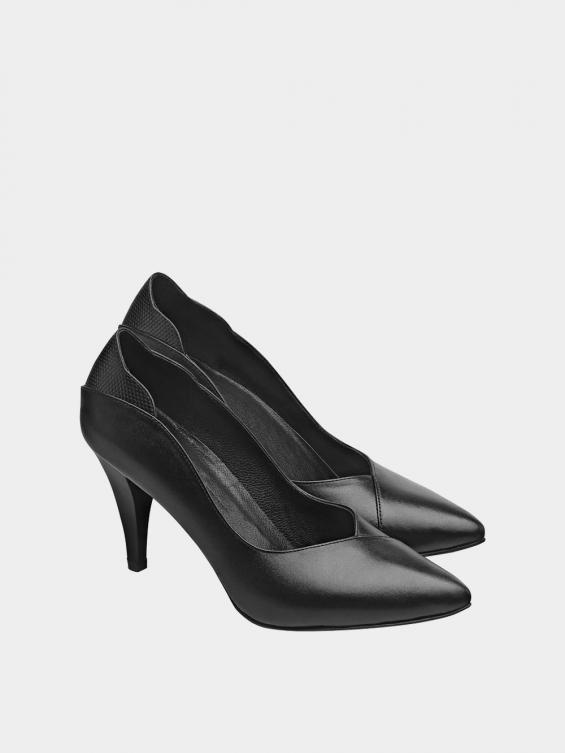 کفش مجلسی زنانه 1340 WS3185  مشکی جفت