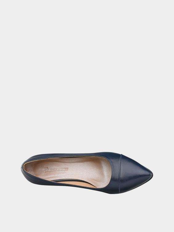 کفش مجلسی زنانه 0029 WS3153 E سرمه ای داخل