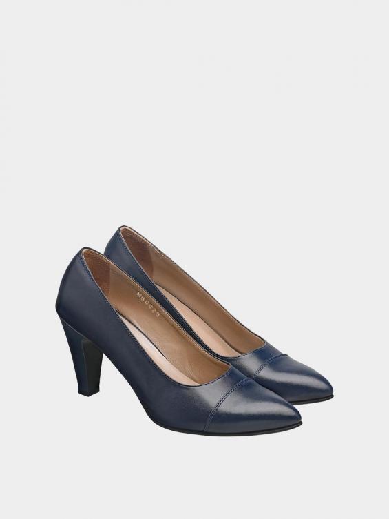 کفش مجلسی زنانه 0029 WS3153 E سرمه ای جفت
