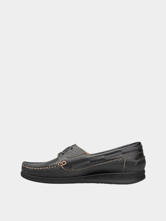 کفش کالج زنانه لینا WS3175   مشکی چپ