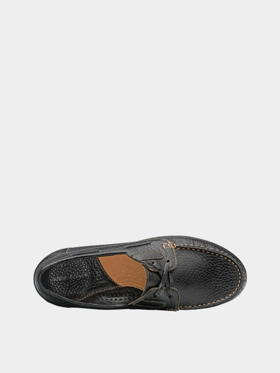 کفش کالج زنانه لینا WS3175   مشکی داخل