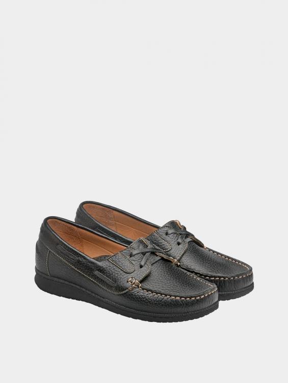 کفش کالج زنانه لینا WS3175   مشکی جفت