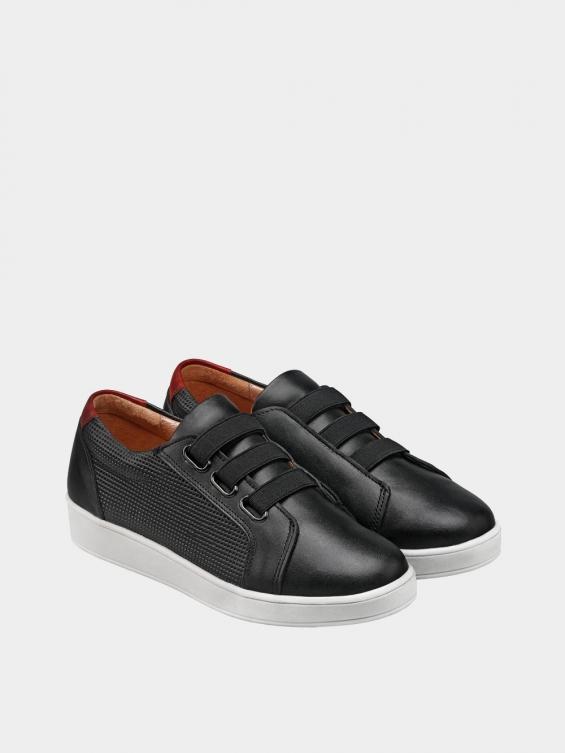کفش اسپورت زنانه 1348 WS3222 رنگ مشکی جفت