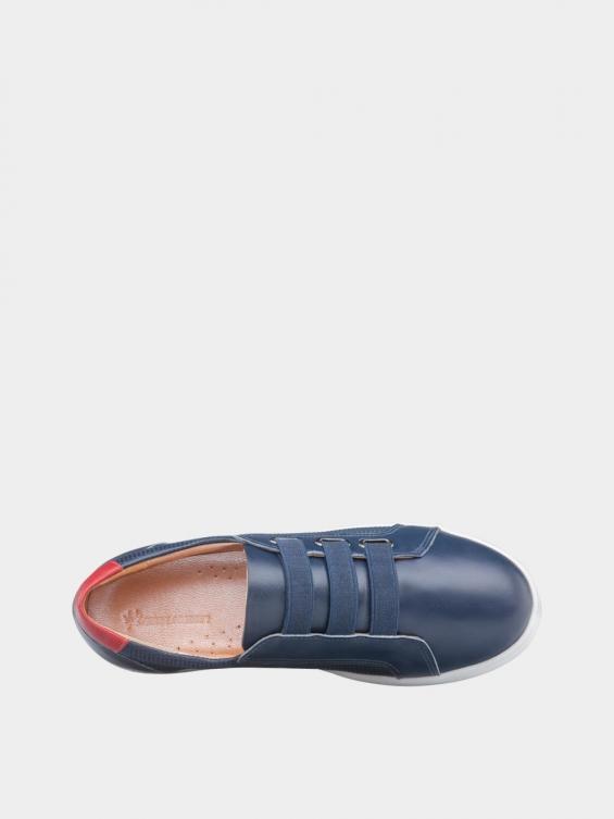 کفش اسپورت زنانه 1348 WS3222  سرمه ای داخل